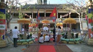 Bạc Liêu: Tưng bừng đón Tết Chôl Chnăm Thmây của đồng bào Khmer Nam Bộ