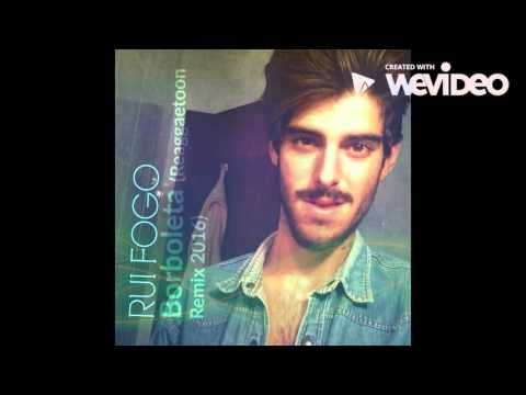 Borboleta (Reggaeton Remix 2016) - Rui Fogo