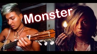 Monster by Gabbie Hanna Cover