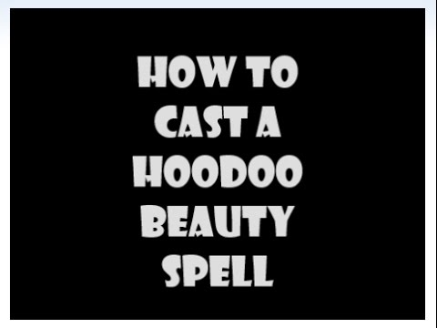How to cast a Hoodoo beauty spell(working with Oshun).