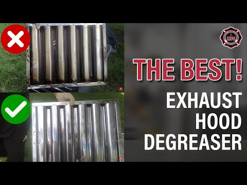 Industrial Kitchen Degreaser Cleaner
