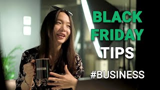 How to prepare your business for Black Friday | Black Friday event promotion tips