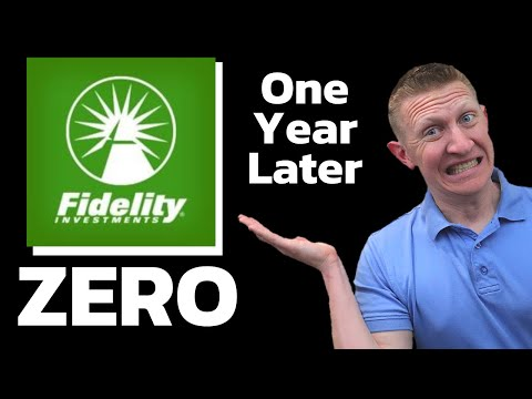 Fidelity ZERO Index Funds 2020 FULL REVIEW -- ONE OF THEM IS TERRIBLE!