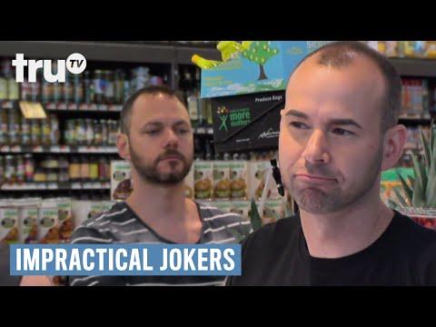 Impractical Jokers: Inside Jokes - Lick the Finger | truTV