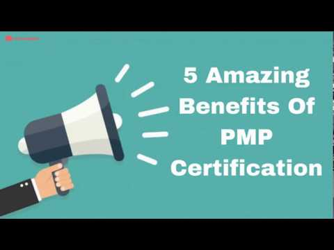 5 Amazing Benefits of a PMP Certification | Advantages of being a ...