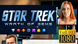 Star Trek ® - Wrath Of Gems Game Review 1080P Official Genera Games