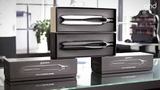 ghd Platinum uncovered