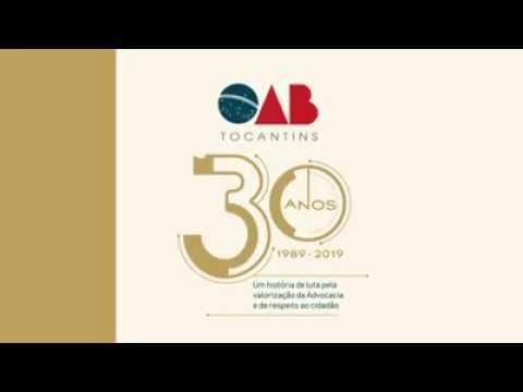 Sessão Solene OAB 30 anos
