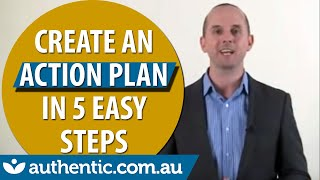 How to Create an Action Plan in 5 Easy Steps