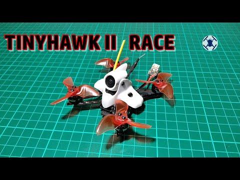 EMAX Tinyhawk II Race ⚡ Review - Test 🇮🇹