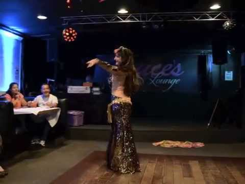 Improvisational Belly Dance 2015