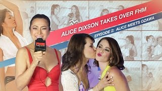 Download Video Alice Dixson Meets (And Interviews) Maria Ozawa For The First Time! MP3 3GP MP4