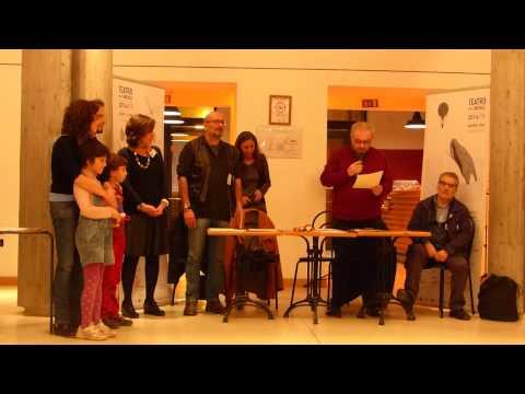 Premiazione scenario infanzia 2014