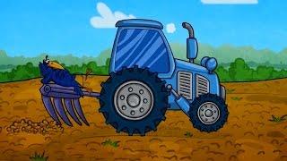 Профессор Почемушкин - Познавательный мультфильм для детей - сборник серий