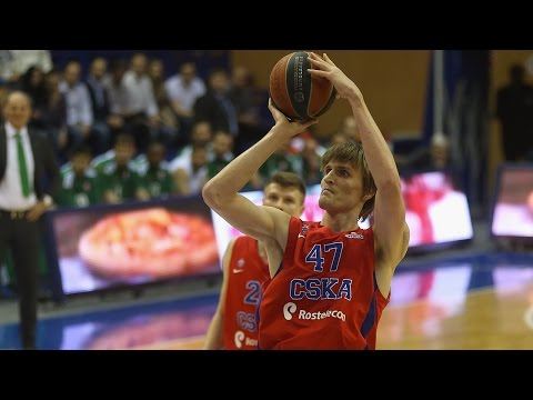 Highlights: Playoffs Game 2 vs. CSKA Moscow