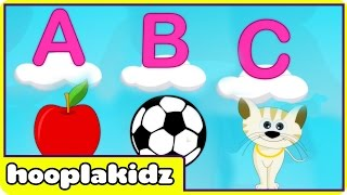 Best ABC Alphabet Song From HooplaKidz