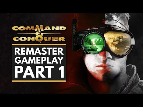 Gameplay de Command and Conquer Remastered Collection