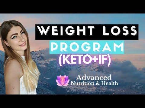 Weight Loss Coaching Program (Keto + Intermittent Fasting Health ...