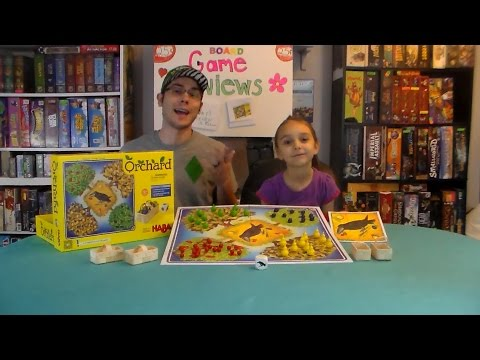 Orchard Review - w/ Game Vine