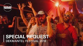Special Request   Boiler Room x Dekmantel Festival 2018