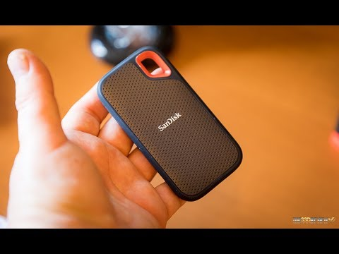 sandisk 1tb extreme portable ssd review
