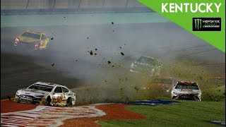 NASCAR - Kentucky2017 Race Full