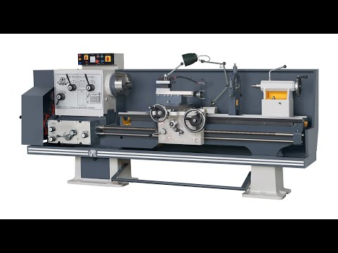 Heavy Duty All Geared Lathe Machines
