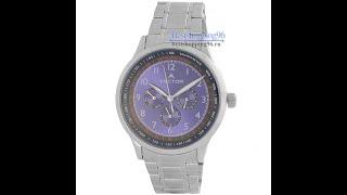 Видео обзор мужских наручных часов VECTOR 016417-VH8