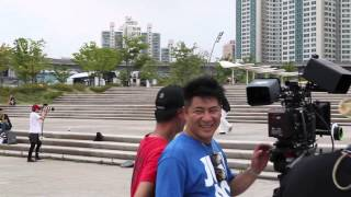 PSY   GANGNAM STYLE  Making Video