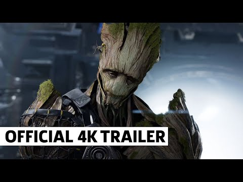 Marvel's Guardians of the Galaxy   4K Trailer
