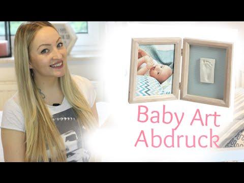 Test: Baby Art Rahmen für Foto & 1 Abdruck | babyartikel.de
