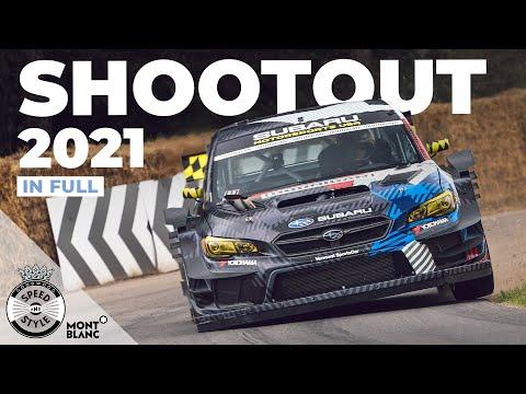 グッドウッド・フェスティバル・オブ・スピード2021 ファステストランまとめ動画