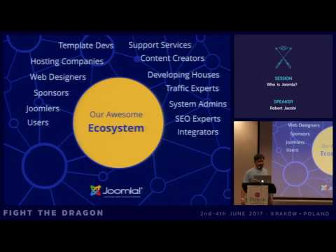 JAB17 - Who Is Joomla?