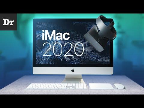 ПОСЛЕДНИЙ Apple iMac на intel