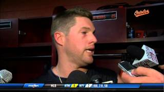 Bud Norris Talks About His Ejection And Heated Exchange With Torii Hunter
