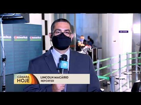 TV Câmara - Reforma Administrativa da Câmara - 02/09/20