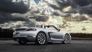 Porsche Boxster 718 Speed Edit