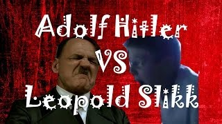 [DPMV] Hitler Vs Angry German Kid (Epic Rap Battles Of Parodies)