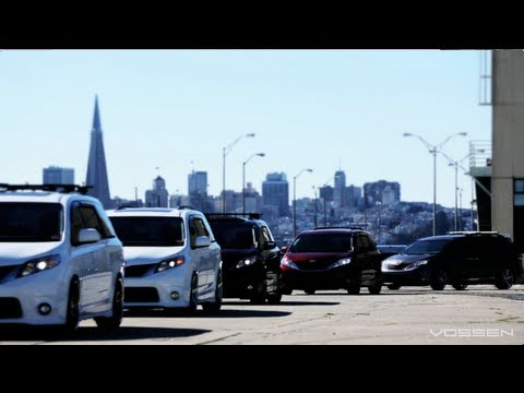 Toyota Sienna's Video | Vankulture | Swagger Wagons | Vossen Wheels