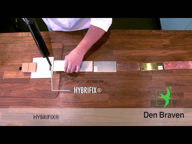instructievideo Zwaluw Hybrifix 290ml