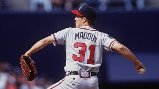 Greg Maddux's Pitching Repertoire