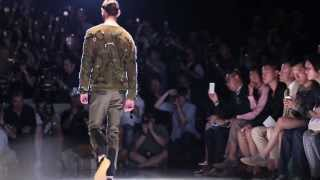 GUCCI PRESENTS: First Look: Mens Spring/Summer 2014