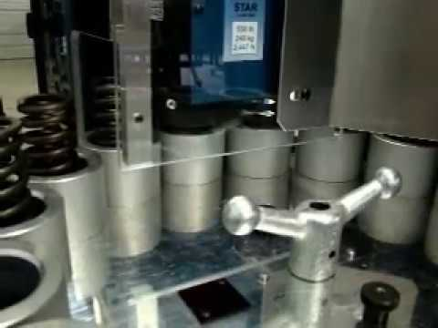 ASSP with RoboSTAR Demo - 2 Point Spring Compression Testing