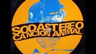 SODA STEREO - Disco Canción Animal // Demos originales (1990)