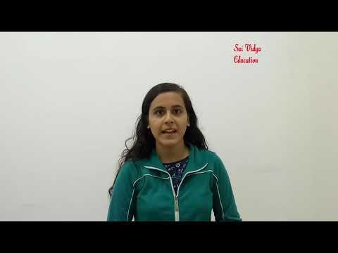 Student's Opinion Sai Vidya Education