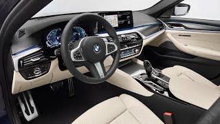 2021 BMW 5 Series - INTERIOR