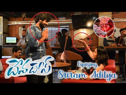 Devadas Team And Nagarjuna About Director Sriram Adithya