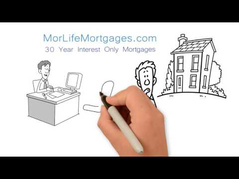 Video 30 year interest only mortgage payments!