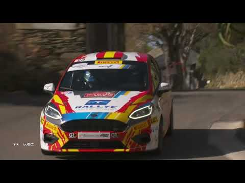 Junior WRC - Corsica linea - Tour de Corse 2019: Highlights Saturday