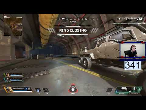 Apex Legends Stream// Road  To 400 Subs //
